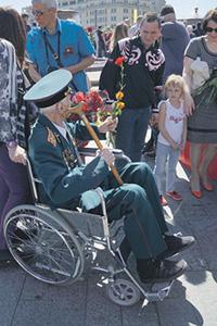 Правила индексации пособий ветеранам, инвалидам, а также героям войны и труда власти РФ планируют изменить. Фото PhotoXPress.ru