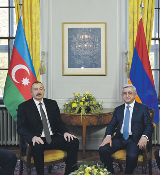 «Независимая газета»: Цели и задачи Алиева и Саргсяна