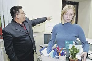 Отношения между работодателями и работниками в кризис становятся все более напряженными. Фото PhotoXPress.ru
