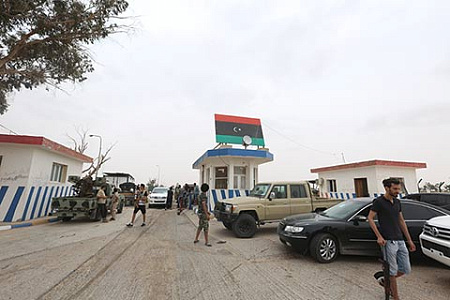 ливия, триполи, аэропорт, гражданская война, хафтар, сарадж, турция, россия