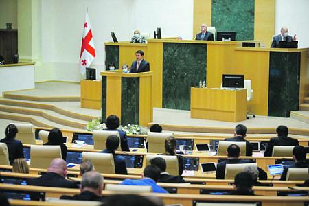 грузия, парламентские выборы, власть, оппозиция, саакашвили, сша, посол