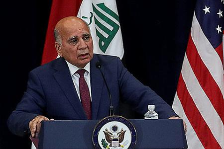ирак, мид, фуад хусейн, сша, дипмиссия, экстремизм, шиитские группировки