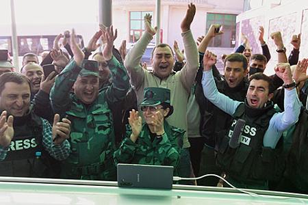 армения, азербайджан, карабах, нагорный карабах, война, конфликт, шуша, ситуация