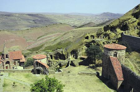 азербайджан, грузия, пограничные споры, монастырь, кешикчидаг