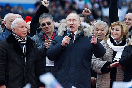 Навыборах в столицеРФ иПетербурге Путин наберет 63% голосов— руководитель ВЦИОМ