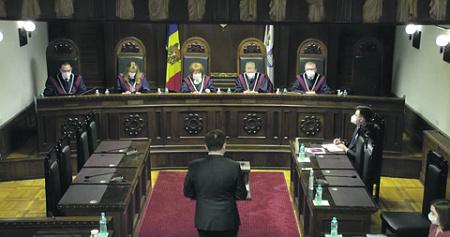 молдавия, политический кризис, санду, конституционный суд, парламент, роспуск