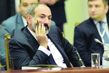 Вопрос оскидке нагаз для Армении остался без ответа