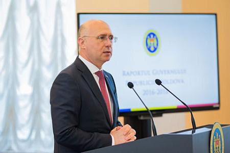 Молдавского премьера обвинили в поддержке Приднестровья