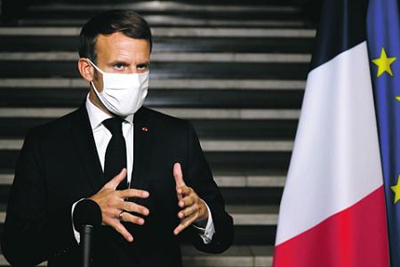 франция, президент, макрон, антитеррор, теракт, радикальный ислам