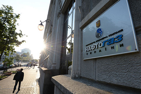 Запасы газа вхранилищах Украины увеличились на80%