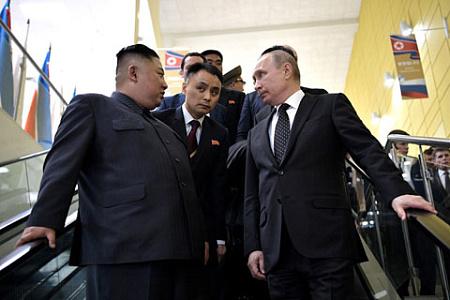 РФ возвращает себе место в корейском урегулировании