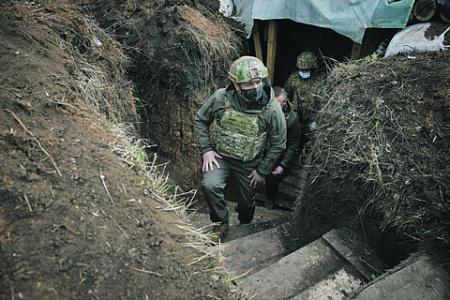 украина, война, донбасс, обострение, зеленский, политика, минские соглашения