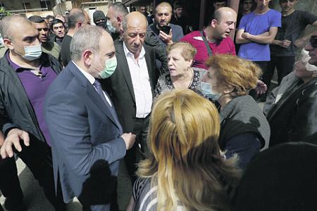 армения, выборы, парламент, пашинян, регионы