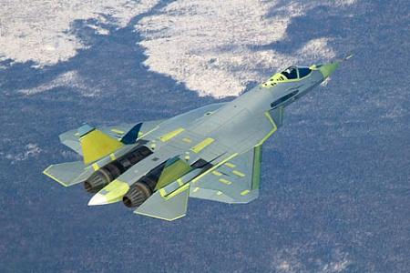 Индия вышла из общего сРоссией проекта посозданию истребителя 5-го поколения