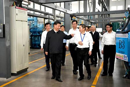 Китай готов лишить США редкоземельных металлов Версия для печати Обсудить на форуме Визит лидера КНР в Цзянси – сигнал тревоги для Вашингтона