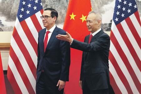«Торговая война» сКитаем идет так, как выгодно США— Трамп