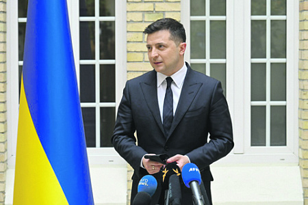 украина, конфликт, донбасс, обострение, экономика, кризис, националисты, зеленский, дискредитация, внешняя политика, россия