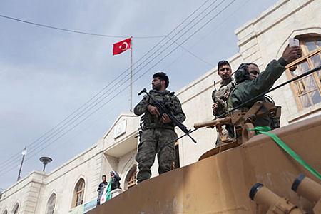 сирия, военная оперпция, турция, эрдоган, конфликт, арабские страны, курды