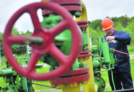 Премьер Молдовы рассматривает возможность покупки реверсного газа у государства Украины