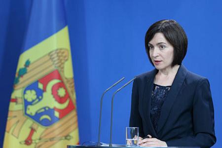 Майя Санду разворачивает Молдавию к США