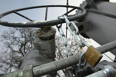 «Газпром» заявил «Нафтогазу», что приступает красторжению контрактов напоставки газа