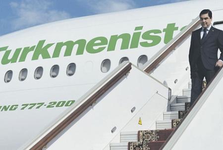 туркменистан, президент, визит, сша, инвестиции, кризис, экономика, tanap, афганистан, антитеррор