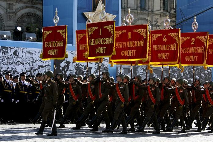генеральная репетиция парада победы 2015 активный гражданин