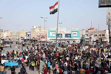 ирак, экономический кризис, девальвация, динара, коррупция, политика.