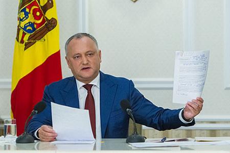 молдавия, президент, додон, приднестровье, красносельский, экономика, путин
