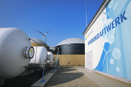 энергоносители, водородная энергетика
