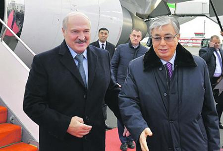 белоруссия, президент, лукашенко, токаев, казахстан