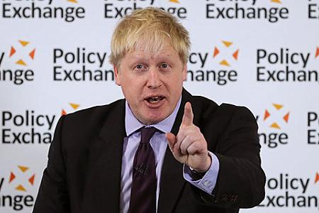 Джонсон заявит, что руководство не даст возможность повернуть Brexit вспять