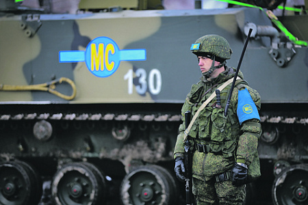молдавия, президент, санду, политика, конфликт, приднестровье, мид, виталий игнатьев, украина, российские миротворцы