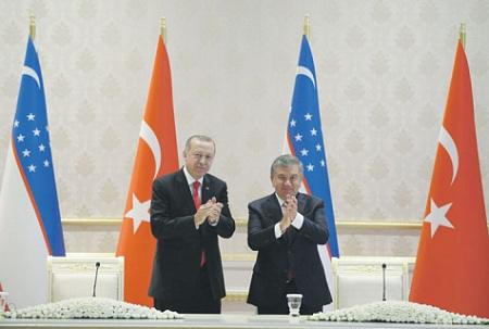 турция, эрдоган, внешняя политика, центральная азия