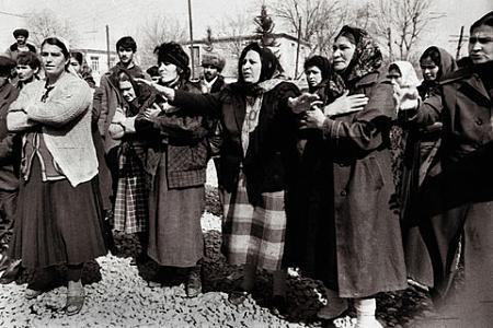 ссср, армения, конфликт, азербайджан, ходжалы, погромы, геноцид