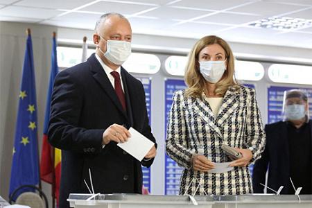 молдавия, президентские выборы, второй тур, санду, додон, приднестровье